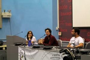 Exibição e debate com diretor Esmir Filho